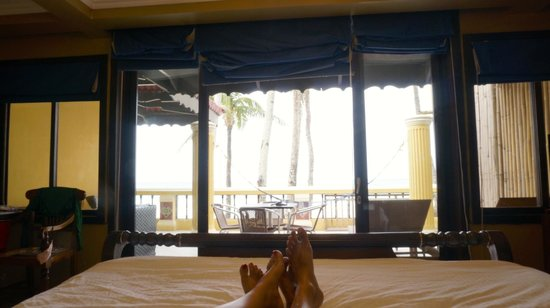 True Home Hotel, Boracay: Nice view