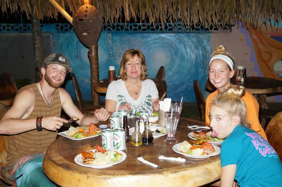 Surf Inn Hermosa: local dining