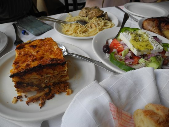 Vassilios Athens Day Tours: great food