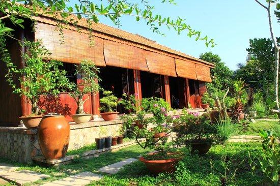 Gite Nam Hien: Grande maison