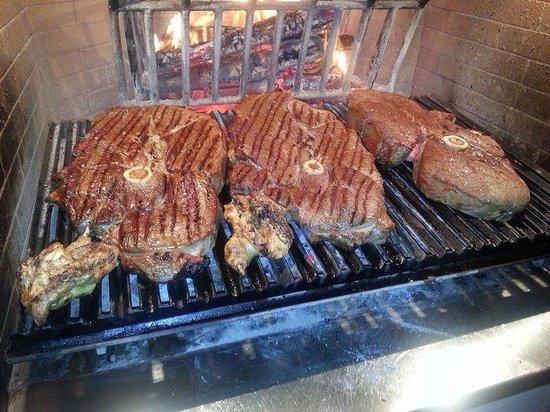 Al Posto Fisso: bisteccon