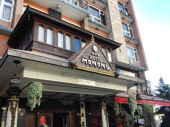 Hotel Manang : We enjoyed our holiday here