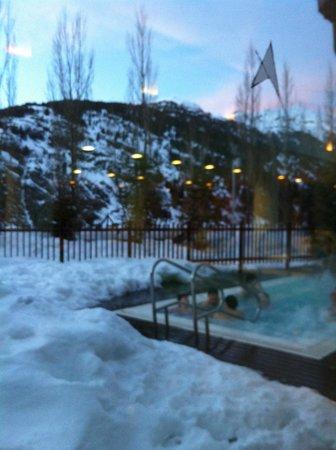 Hotel Piolets Park & Spa: Espectacular jacuzzi