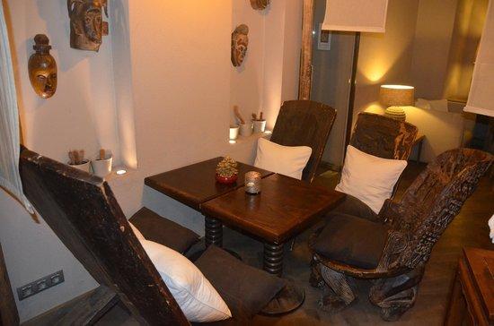 Sahara Café Lounge & Restaurant : sahara cafe