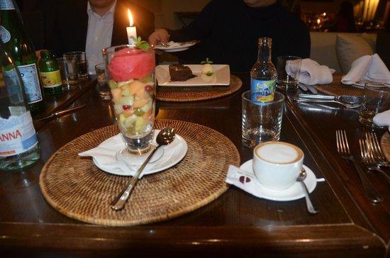 Sahara Café Lounge & Restaurant : harika ötesi tatlı :)