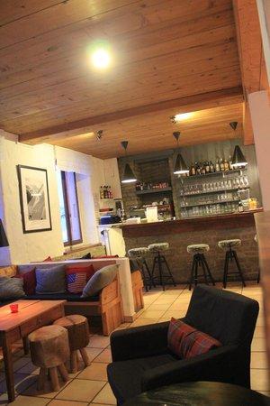 Hotel La Chaumiere: bar