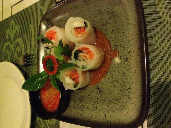 Suay Restaurant: Starters