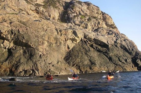 Ridgway Adventure - One Day Activities: A more experienced adult team on the open Atlantic Coast