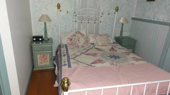 Evandale Stables Tasmania: Cosy bedroom