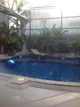 Rome Boutique Hotel & Spa: the pool