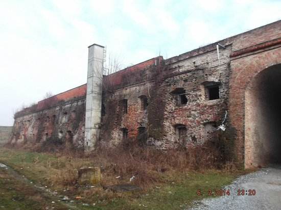 The Brod Fortress: Slavonski Brod Fortress 1