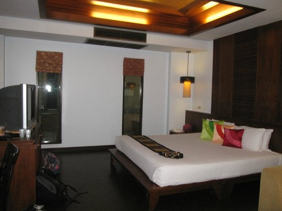 Railay Village Resort: Deluxe pool view