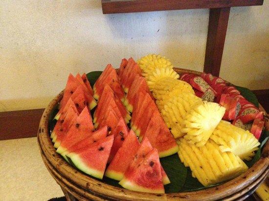 Railay Village Resort: Breakfast