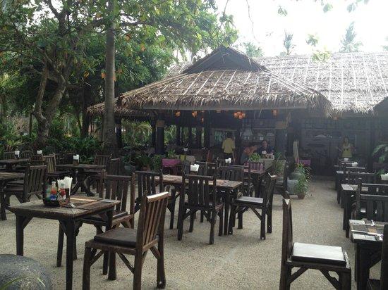 Railay Village Resort: Hotel restaurant