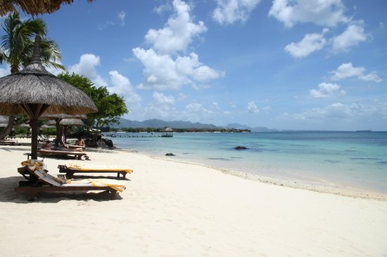 The Oberoi, Mauritius: Beautiful Beach area