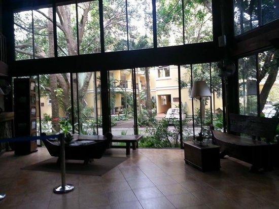 Club Balai Isabel: Reception area