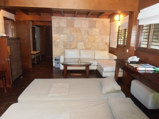 Pulau Umang Resort & Spa : Kamar/Cottage