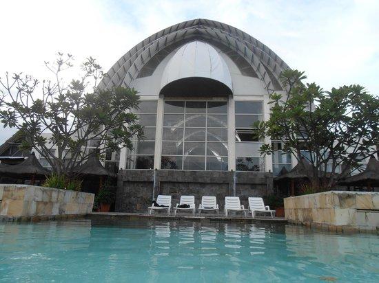 Pulau Umang Resort & Spa : Hall pulau Umang