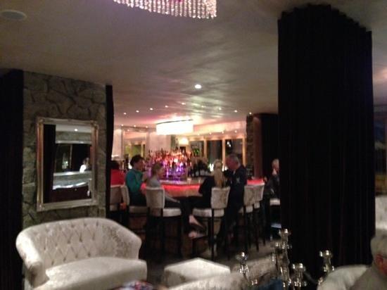 Hotel Le Mottaret: Lobby van hotel Mottaret