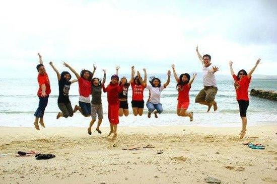Pulau Umang Resort & Spa : Berfoto