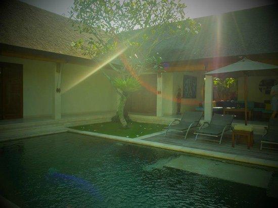 Saba Villas: Second bedroom