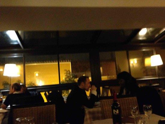 Pizzeria Monte Cassino: sala