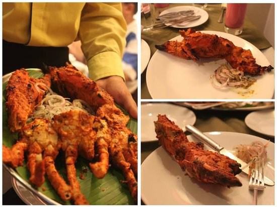 Gajalee : the awesome crab tandoor