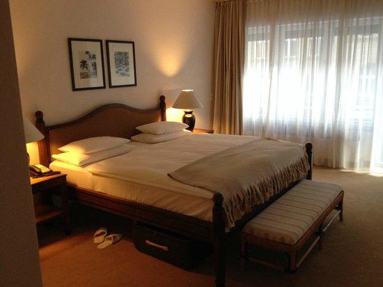 The Mandala Suites: Schlafraum