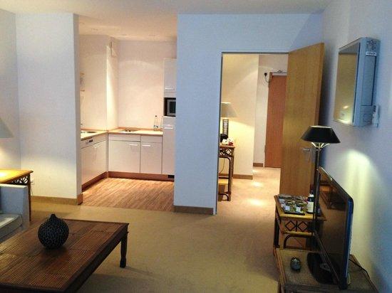 The Mandala Suites: Zimmer