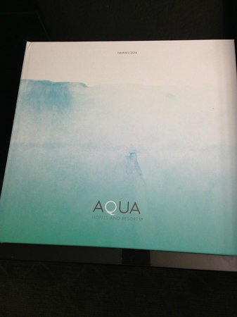 Aqua Skyline at Island Colony: coffee table book