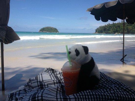 Kata Beach: Пляж