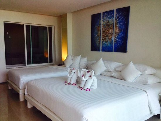 Samui Resotel and Spa: Awesome spacious rooms!
