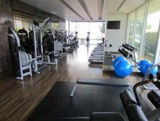 Ariva Ivy Servizio Thonglor: Fitness Center