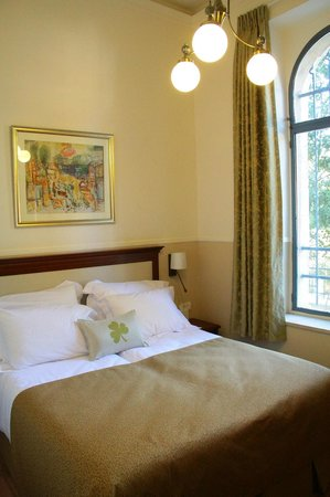 Arcadia Ba'Moshava Jerusalem: Superior room