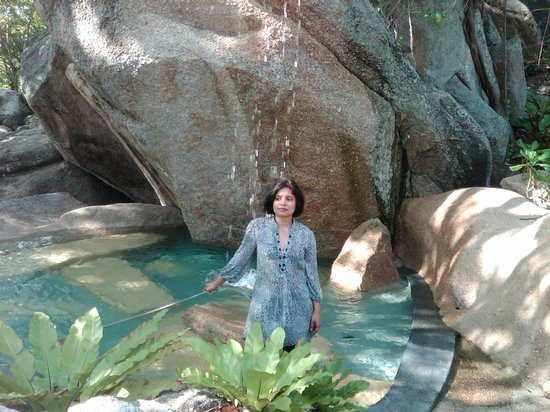 Vana Belle, A Luxury Collection Resort, Koh Samui : The Secret Pool at the Resort