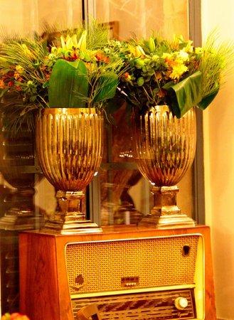 Arcadia Ba'Moshava Jerusalem: Dining room