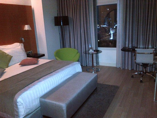 Crowne Plaza Tel Aviv City Center: Room