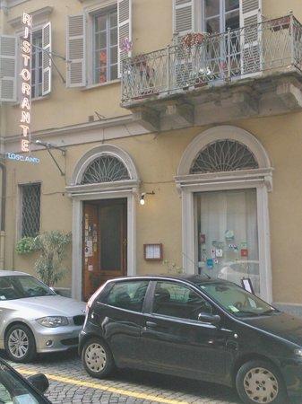 Ristorante Toscano : Ristorante ingresso