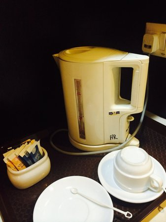 The Regency Hotel Kuala Lumpur: Teapot