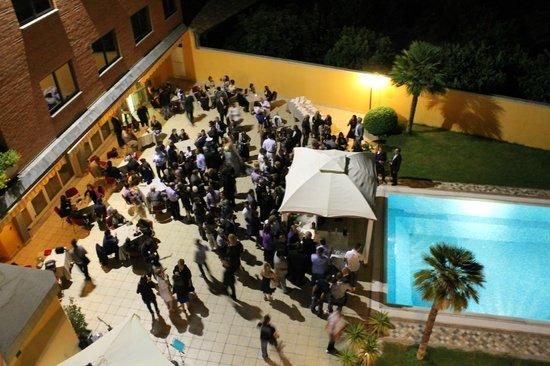 Hotel Grillo : La terrazza