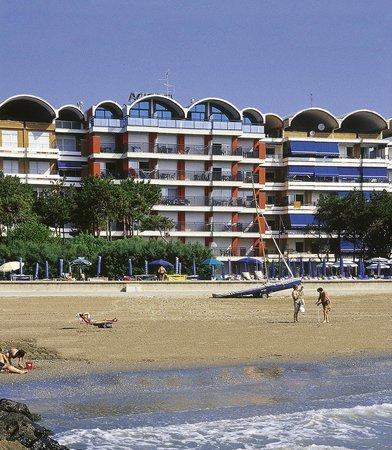 Residence Florida : Dalla spiaggia