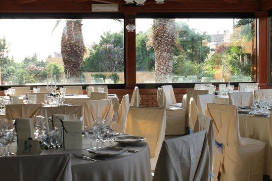 Hotel Grillo : La sala ristorante