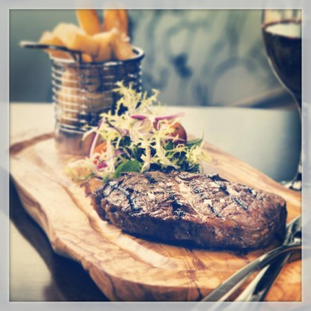 Freya's Restaurant at Aspers Casino: Sublime Steaks