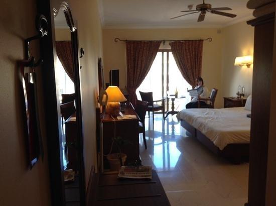 Kempinski Hotel San Lawrenz: Spacious and comfortable
