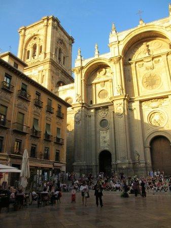 Catedral de Granada: Front view