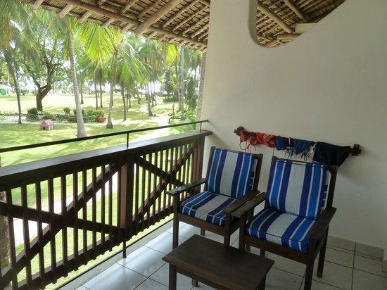 Voyager Beach Resort: Balcony