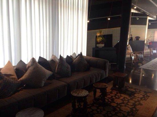 Leonardo Boutique Hotel Tel Aviv: Very comfy!