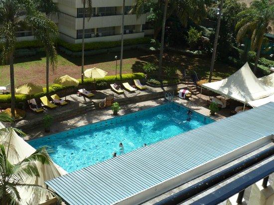 Sarova Panafric: Pool