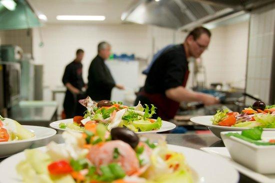 Restaurant - Konoba Zum Ritter: Unser Herzstück - die Küche
