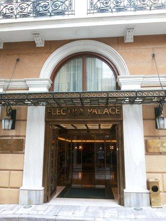 Electra Palace Athens: Electra Palace Hotel  18 - 20 N Nikodimou Street Athens Attiki 105 57 Greece
